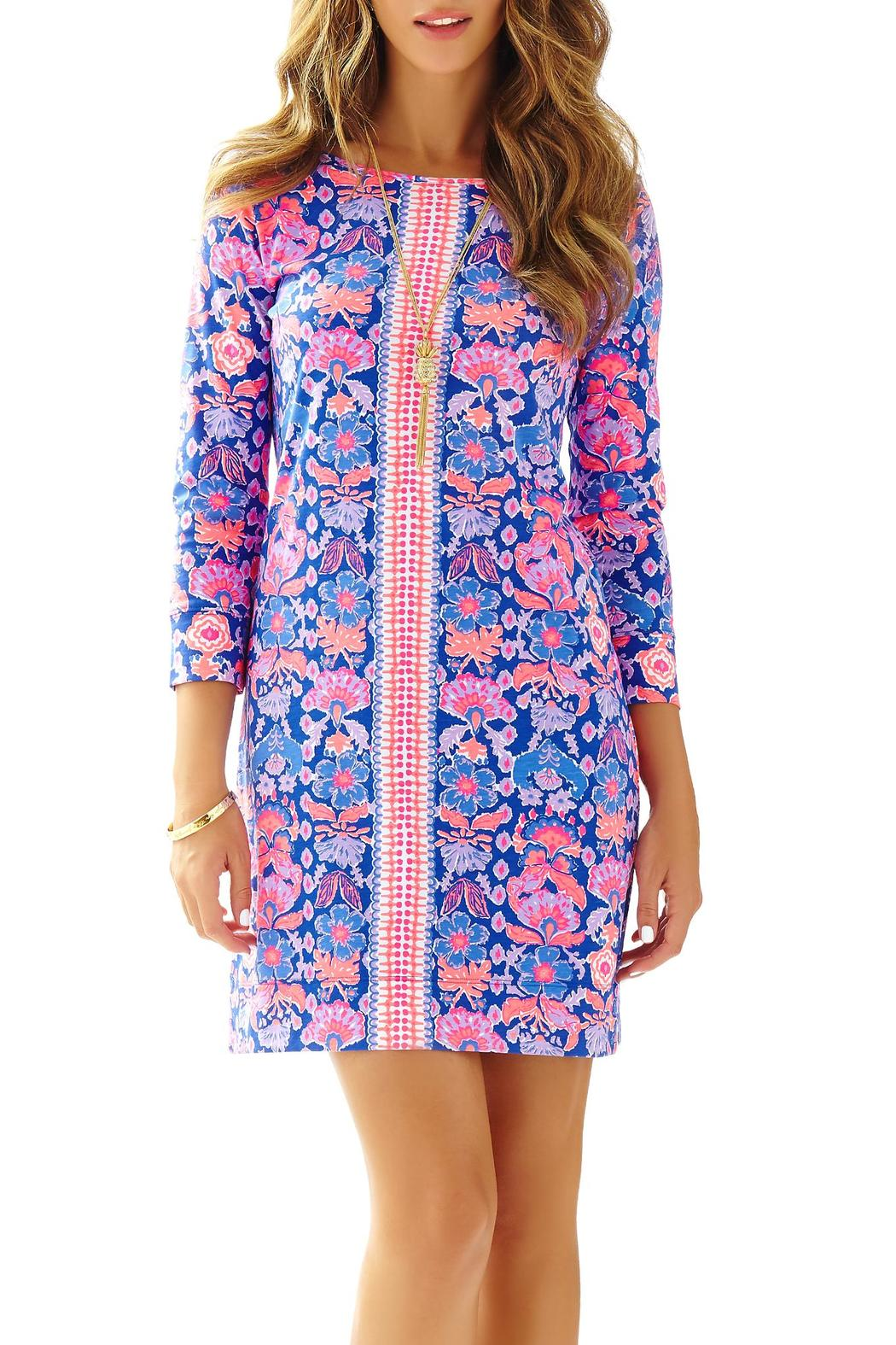 Lilly Pulitzer Marlowe Boatneck T Shirt Dress From Connecticut By