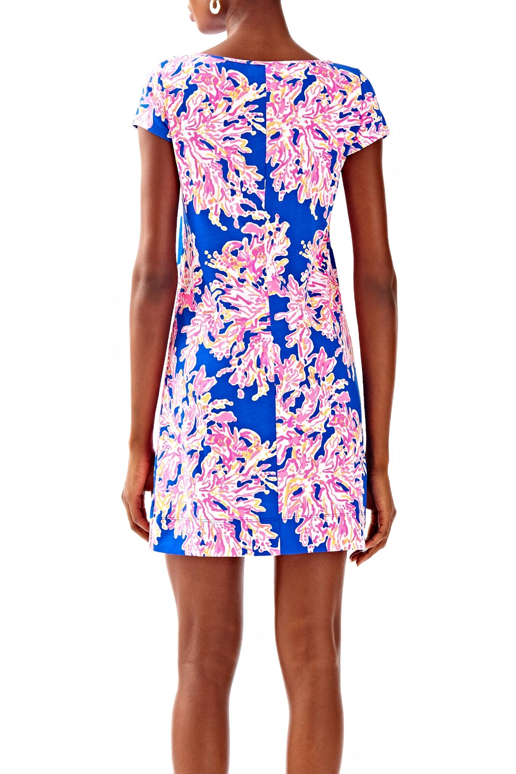Lilly Pulitzer Marlowe Dress - Front Full Image