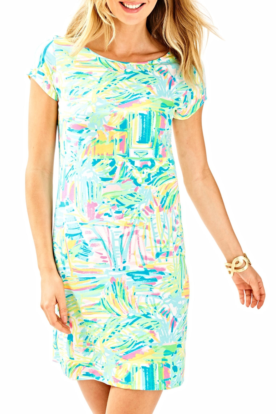 Lilly Pulitzer Short Sleeve Dress - Main Image