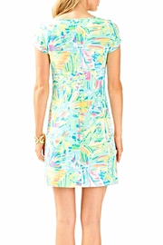 Lilly Pulitzer Short Sleeve Dress - Front full body