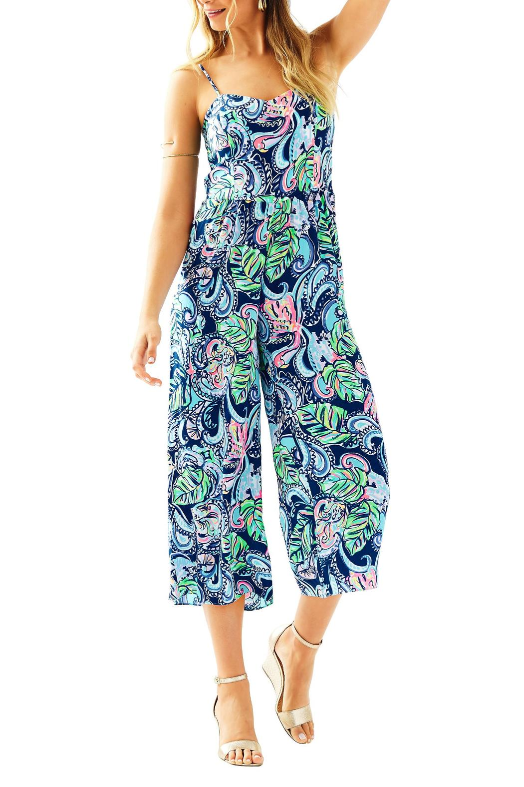 56264dfcc13b27 Lilly Pulitzer Marnee Jumpsuit from Sandestin Golf and Beach Resort ...