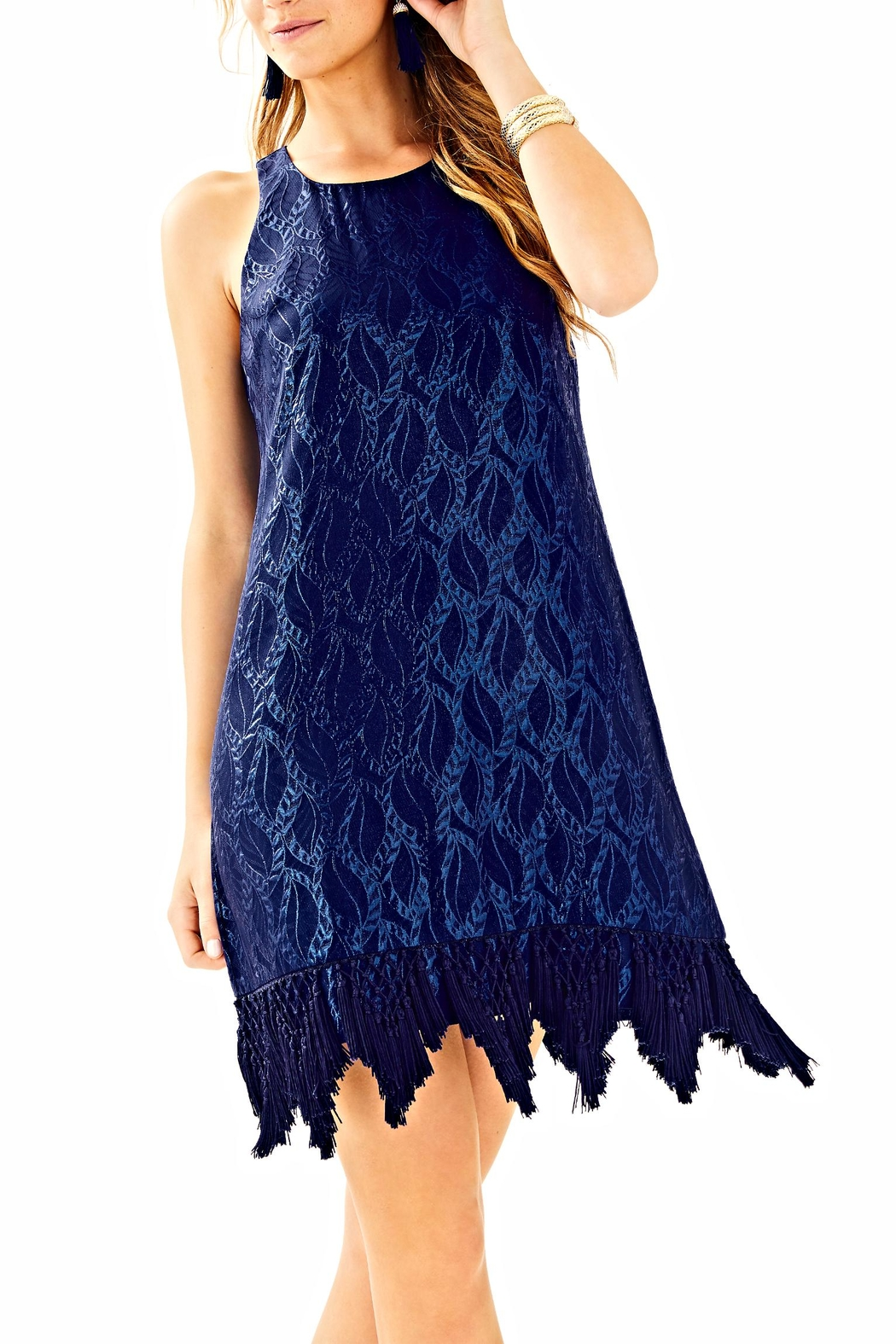 Lilly Pulitzer Marquette Shift Dress - Main Image