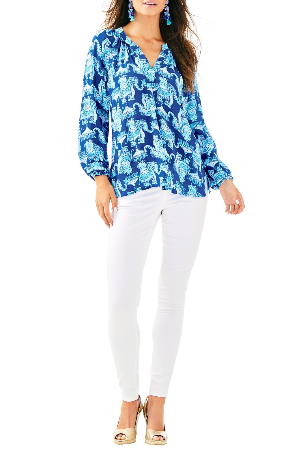 Lilly Pulitzer Martinique Top - Main Image