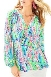 Lilly Pulitzer Martinique Top - Product Mini Image