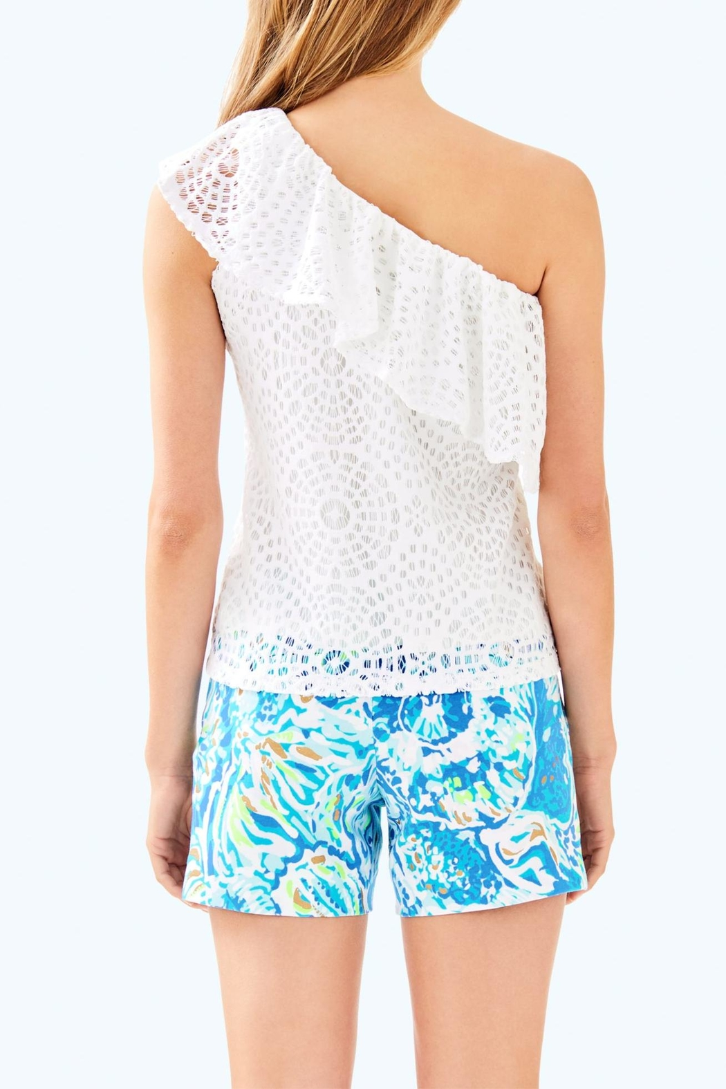 Lilly Pulitzer Matteo Top - Front Full Image