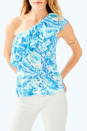 Lilly Pulitzer Matteo Top - Product Mini Image