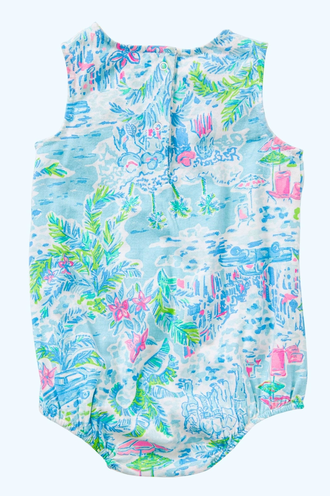 Lilly Pulitzer May Bodysuit - Front Full Image