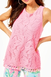 Lilly Pulitzer Maybelle Top - Product Mini Image