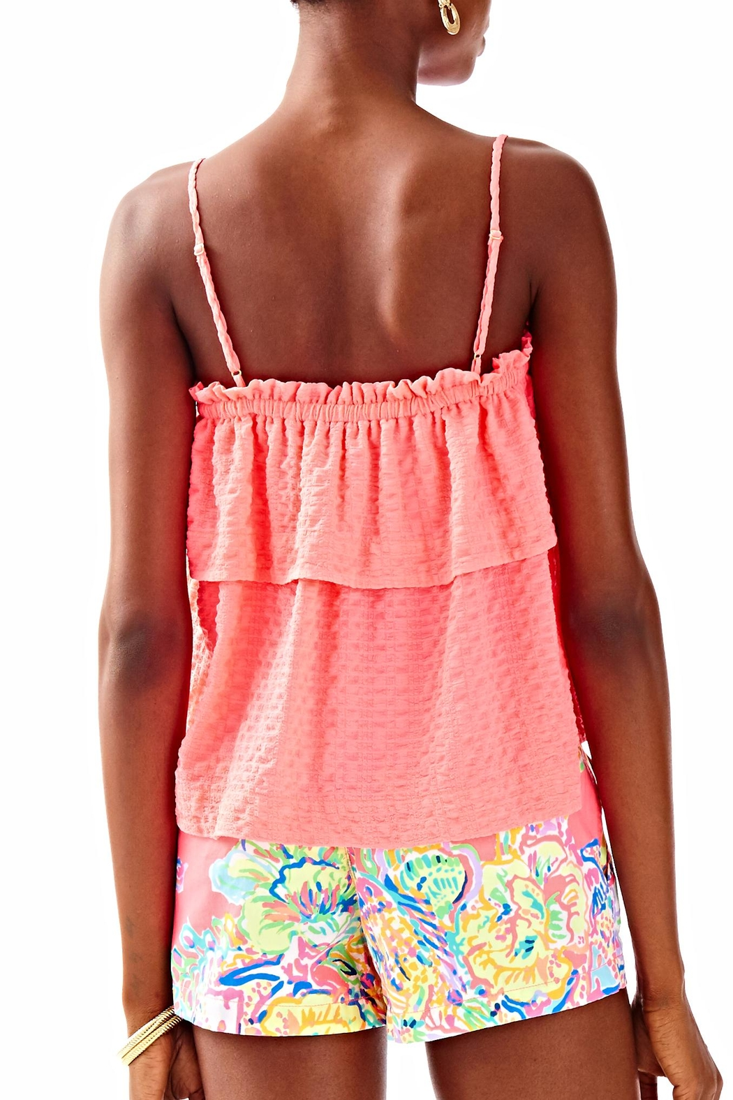 Lilly Pulitzer Mays Top - Front Full Image
