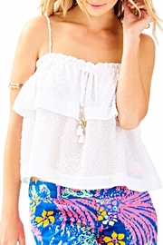 Lilly Pulitzer Mays Top - Front cropped