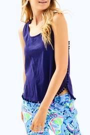Lilly Pulitzer Mckee Top - Product Mini Image