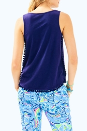 Lilly Pulitzer Mckee Top - Front full body