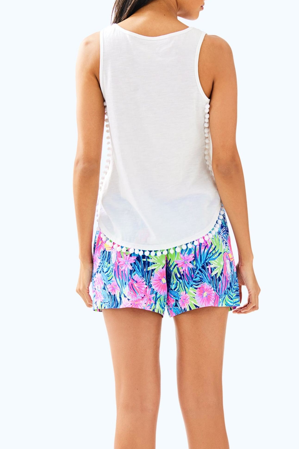 Lilly Pulitzer Mckee Top - Front Full Image