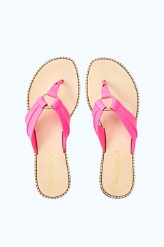 Lilly Pulitzer Mckim Sandal - Product List Image