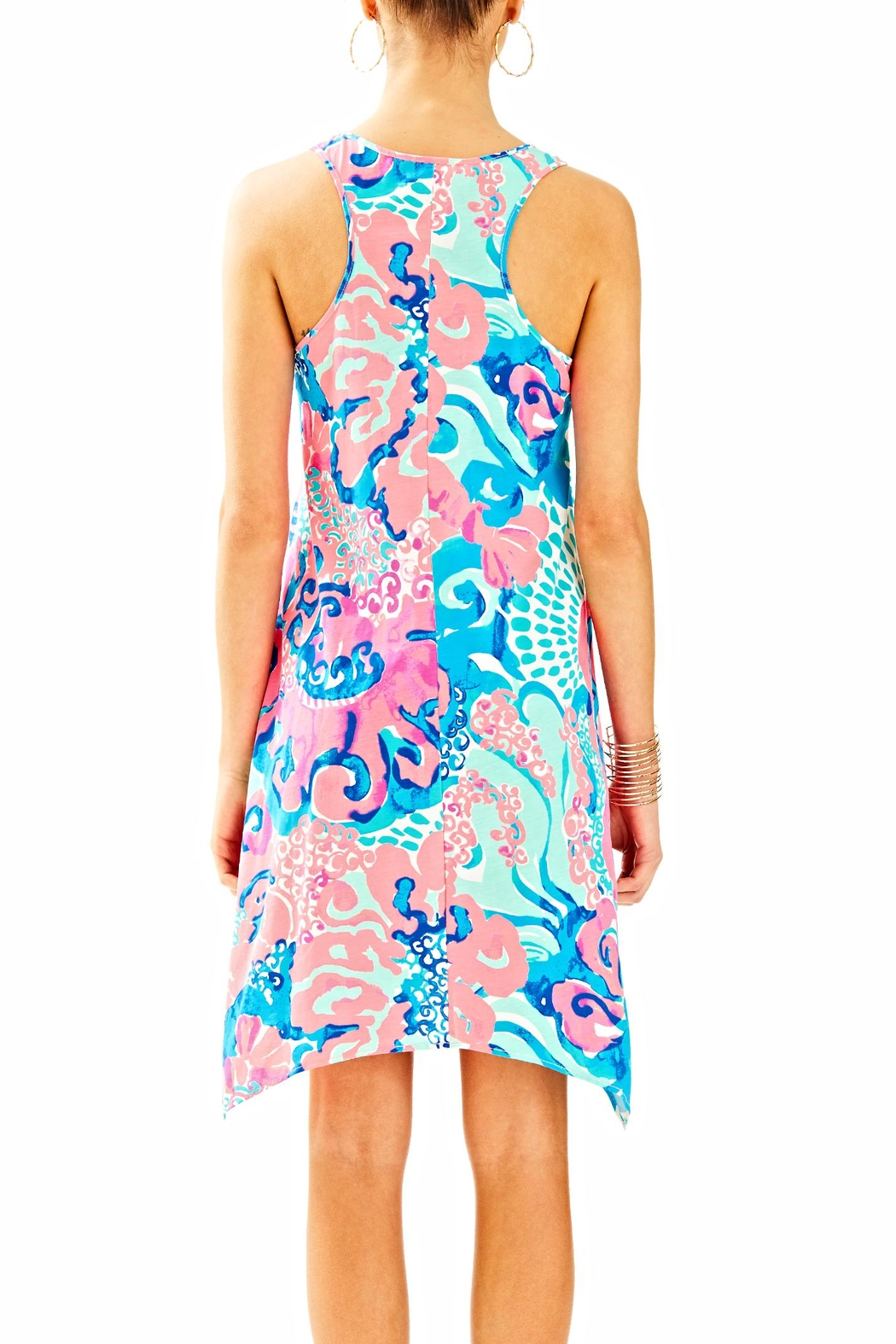 Lilly Pulitzer Melle Trapeze Tank Dress from Sandestin Golf and ...