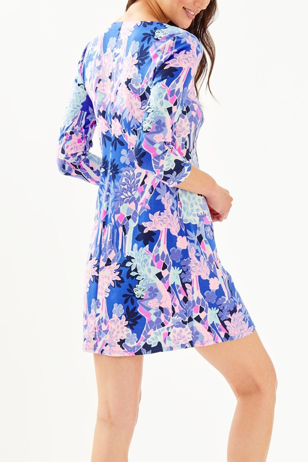 Lilly Pulitzer Melli Dress - Front Full Image