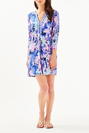 Lilly Pulitzer Melli Dress - Back cropped