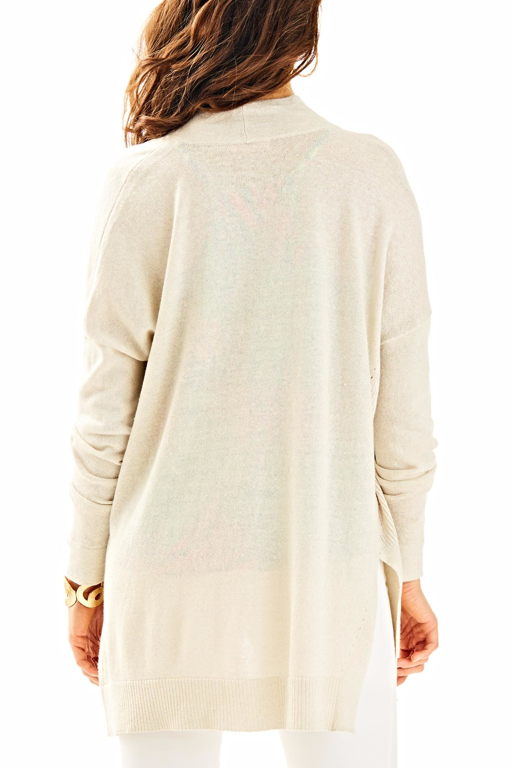 Lilly Pulitzer Melly Cardigan - Front Full Image