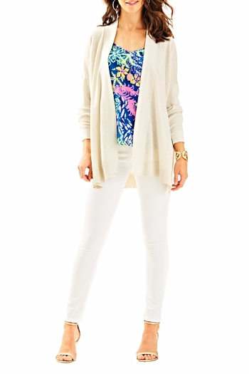 Lilly Pulitzer Melly Cardigan - Main Image