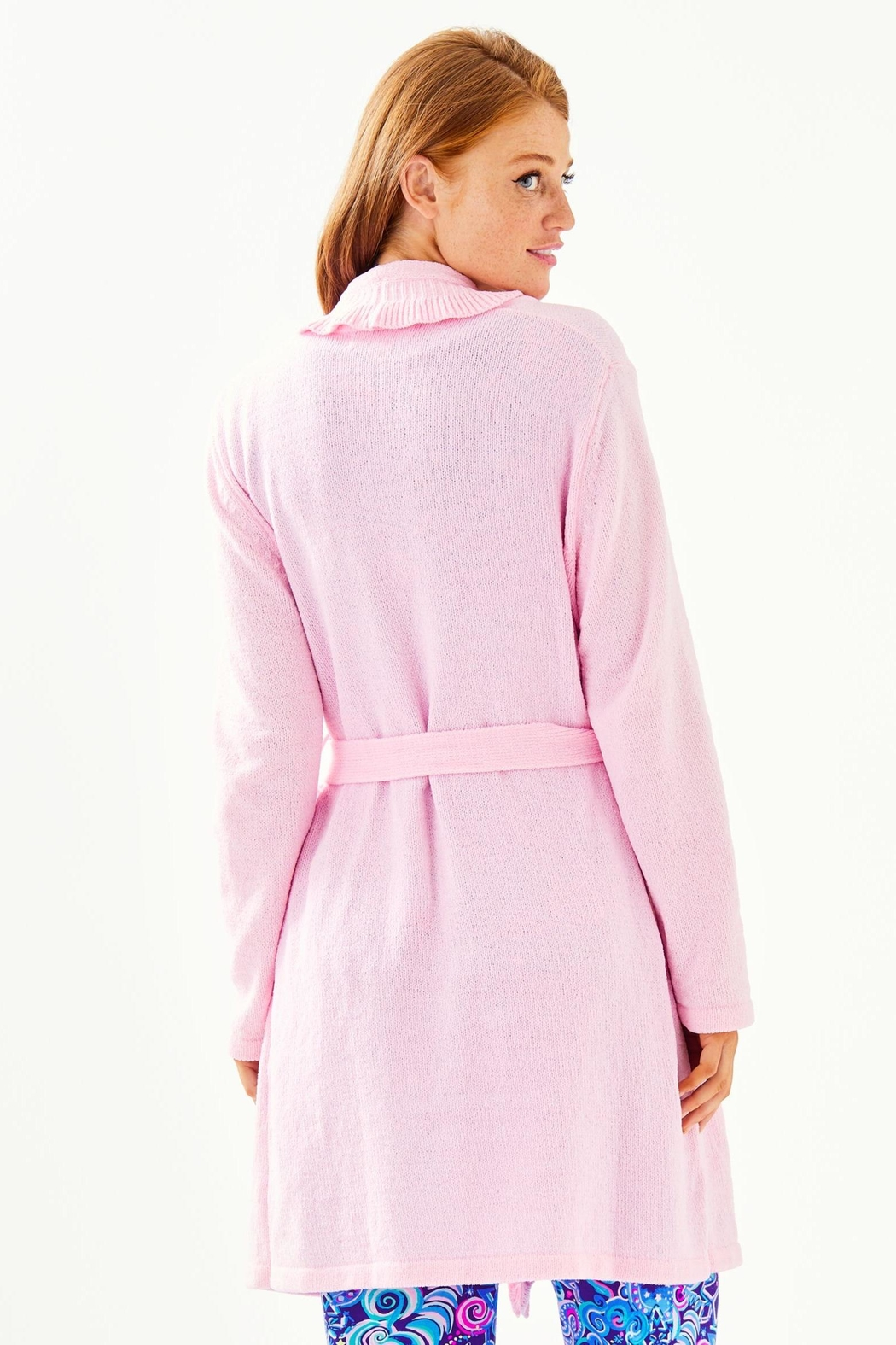 Lilly Pulitzer Melville Rober - Front Full Image
