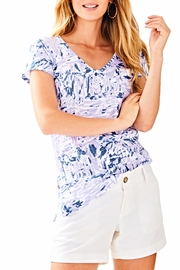 Lilly Pulitzer Meredith Top - Product Mini Image