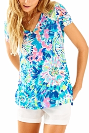 Lilly Pulitzer Meredith Tee - Product Mini Image