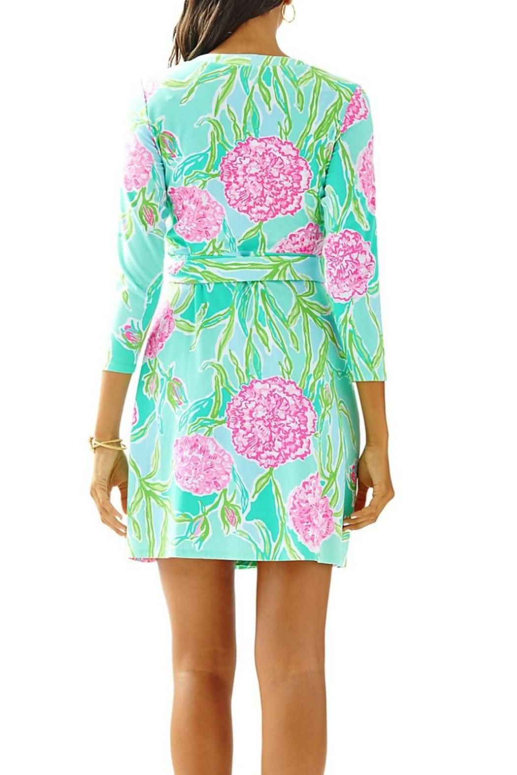Lilly Pulitzer Meridan Wrap Dress From Connecticut By