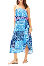 Lilly Pulitzer Meridian Midi Dress - Front cropped