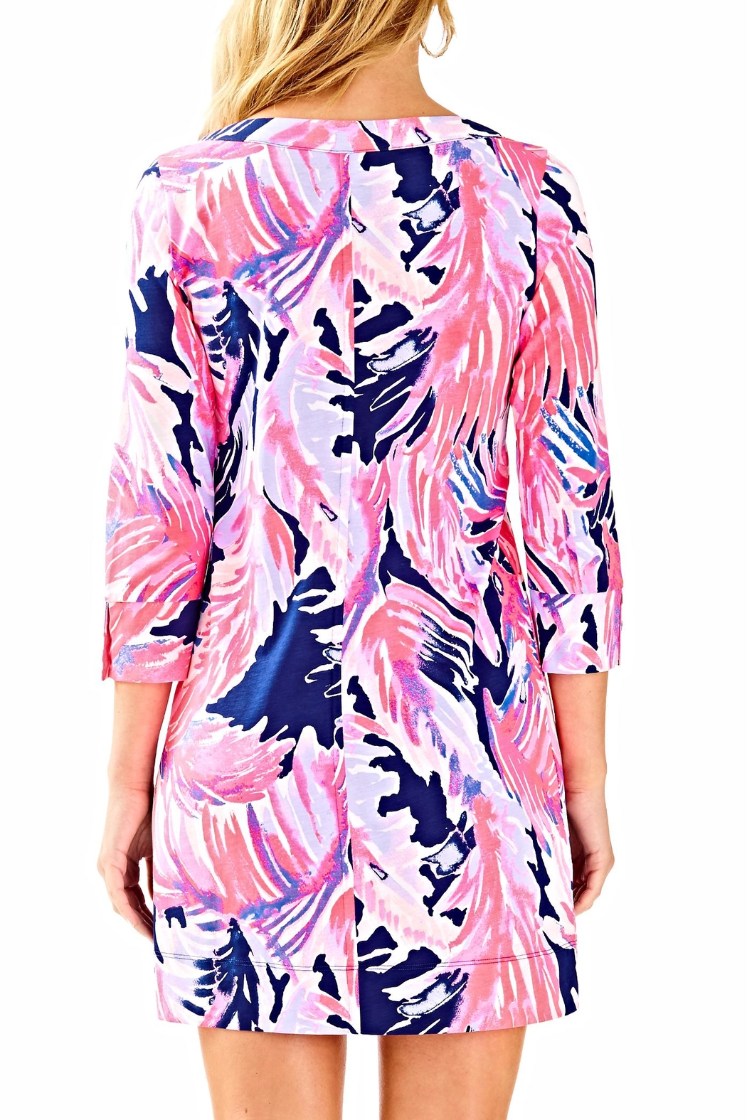 Lilly Pulitzer Merrit Dress - Front Full Image