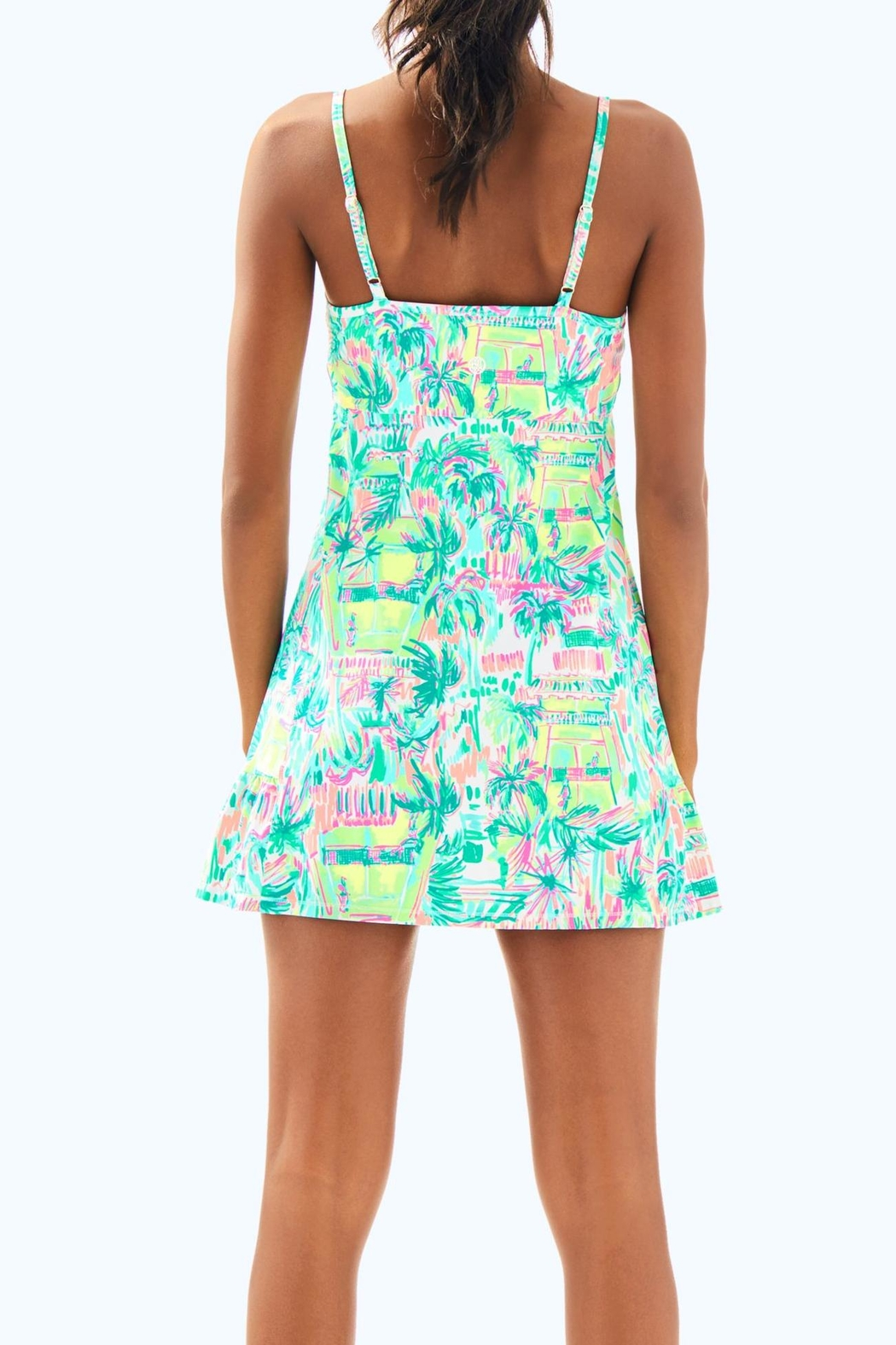 Lilly Pulitzer Adelia Tennis Dress - Front Full Image
