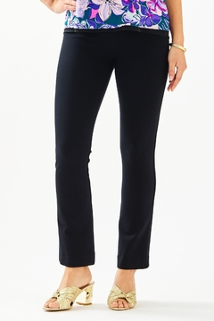 Lilly Pulitzer Mia Crop Ponte Pant - Product List Image
