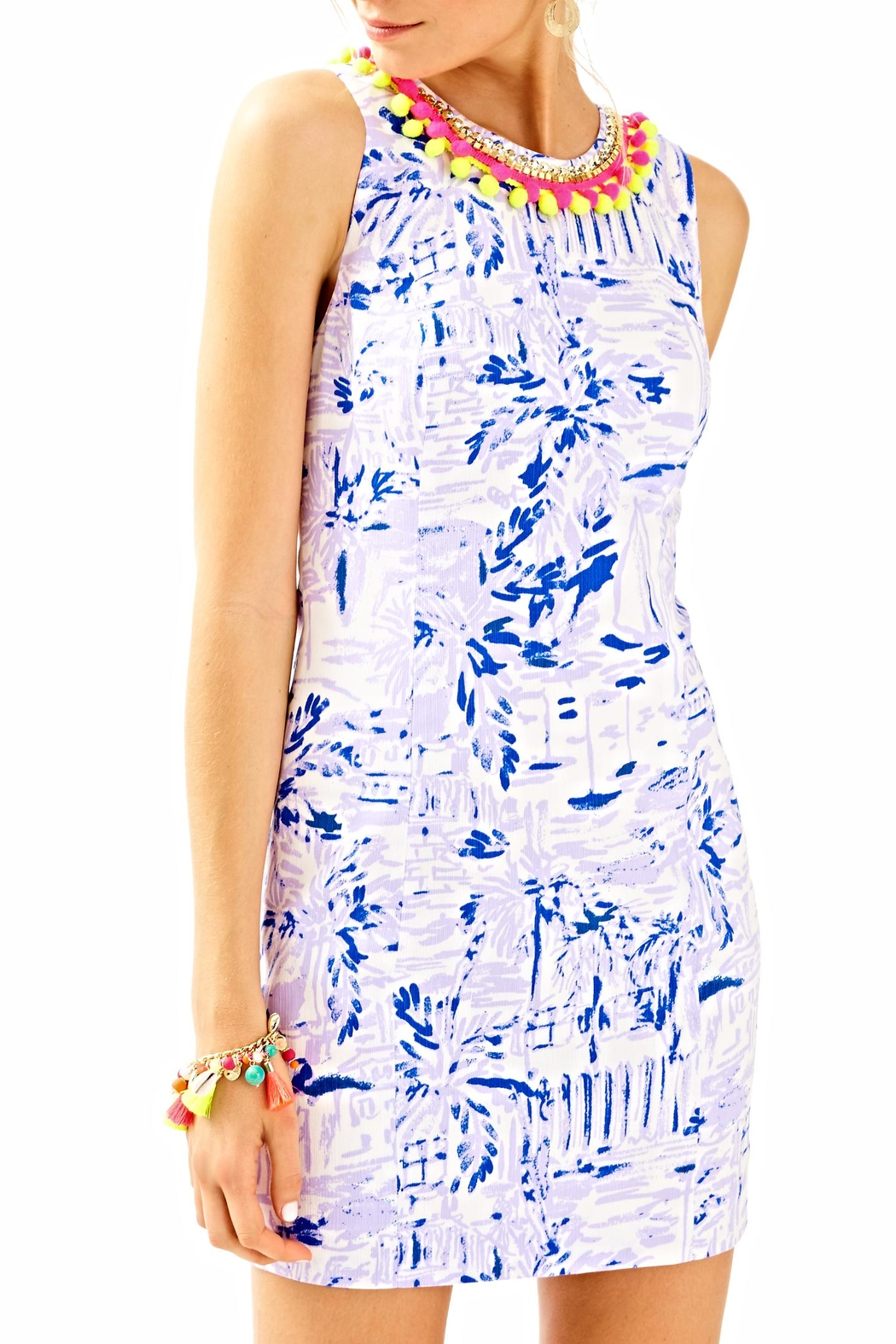 Lilly Pulitzer Mila Shift Dress - Main Image