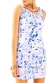 Lilly Pulitzer Mila Shift Dress - Front cropped