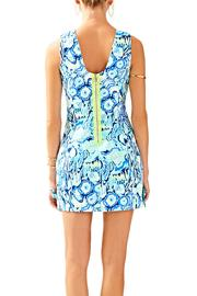 Lilly Pulitzer Mila Shift Dress - Front full body