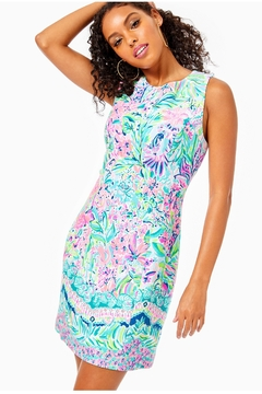 Lilly Pulitzer Mila Shift Dress - Product List Image