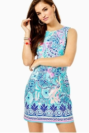 Lilly Pulitzer Mila Stretch Shift-Dress - Product Mini Image
