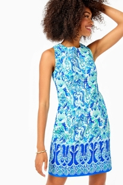 Lilly Pulitzer Mila Stretch-Shift Dress - Product Mini Image