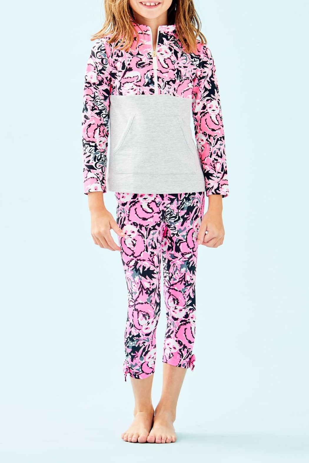 Lilly Pulitzer Mini Asher Popover - Side Cropped Image