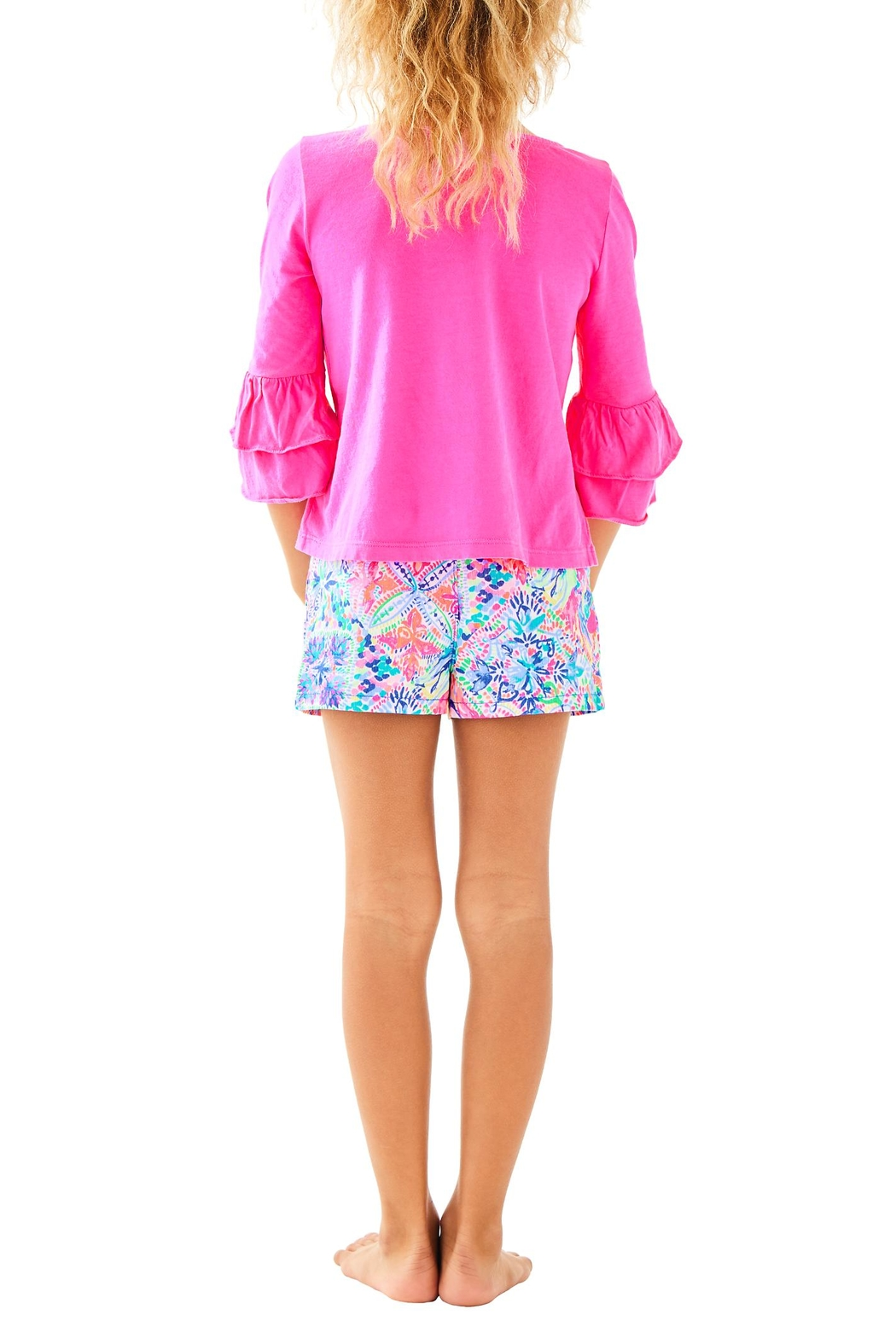 Lilly Pulitzer Mini Callahan Short - Front Full Image