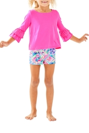 Lilly Pulitzer Mini Callahan Short - Front cropped