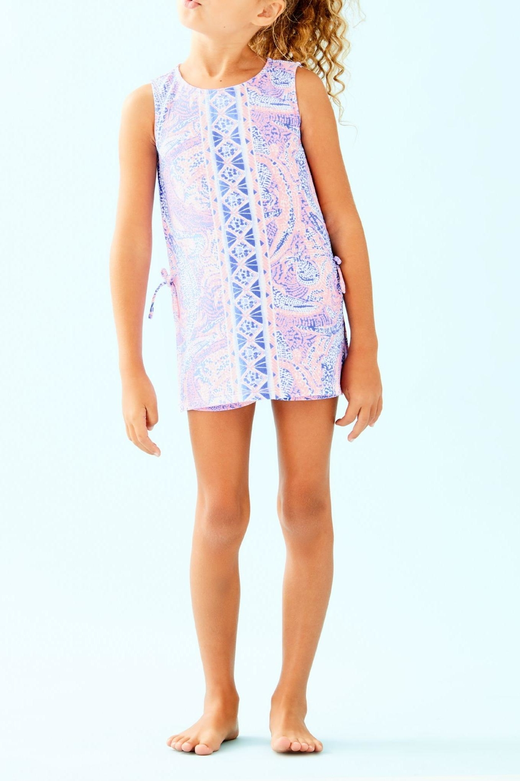 Lilly Pulitzer Mini Donna Set - Side Cropped Image