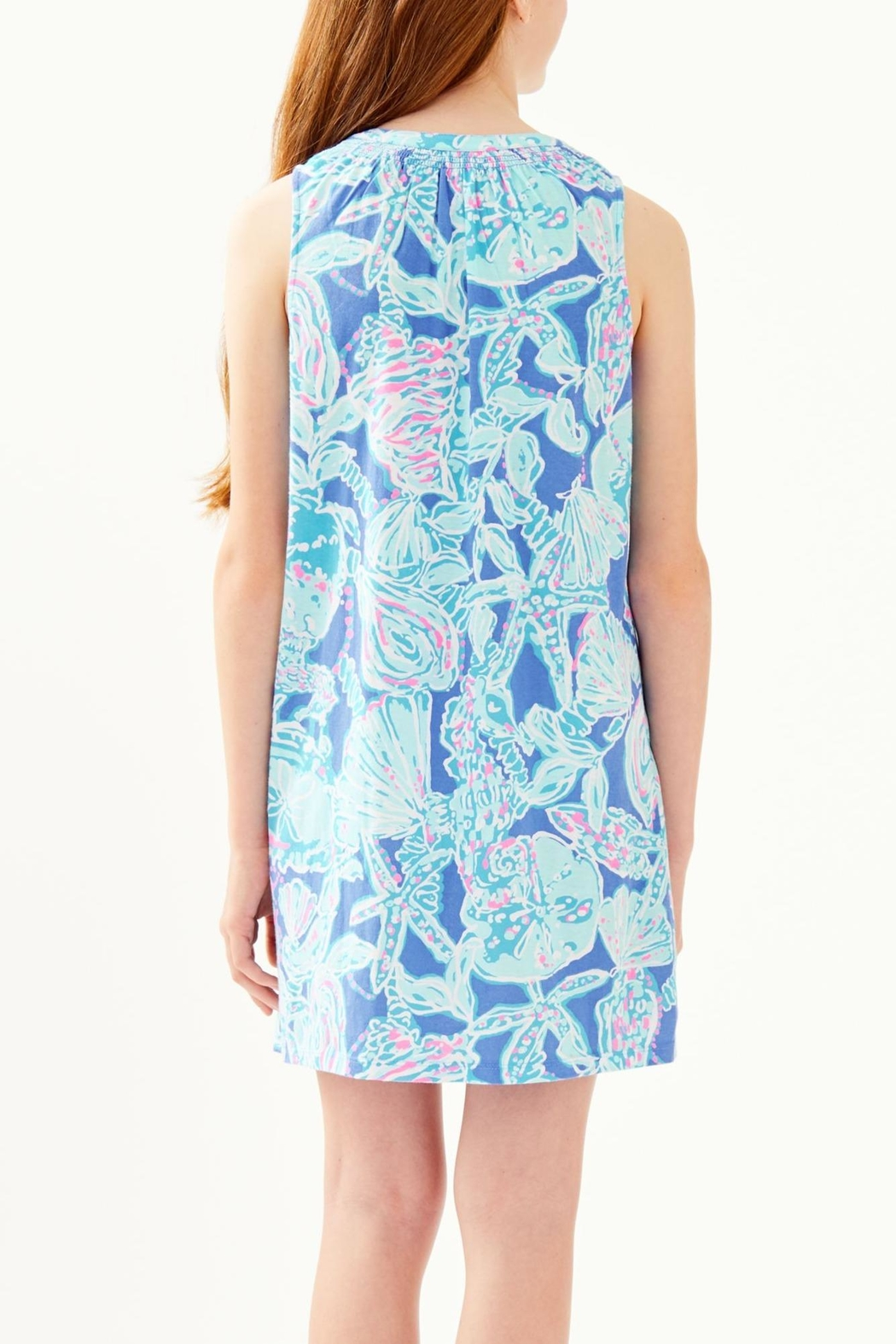 Lilly Pulitzer Mini Essie Dress - Side Cropped Image