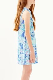 Lilly Pulitzer Mini Essie Dress - Back cropped