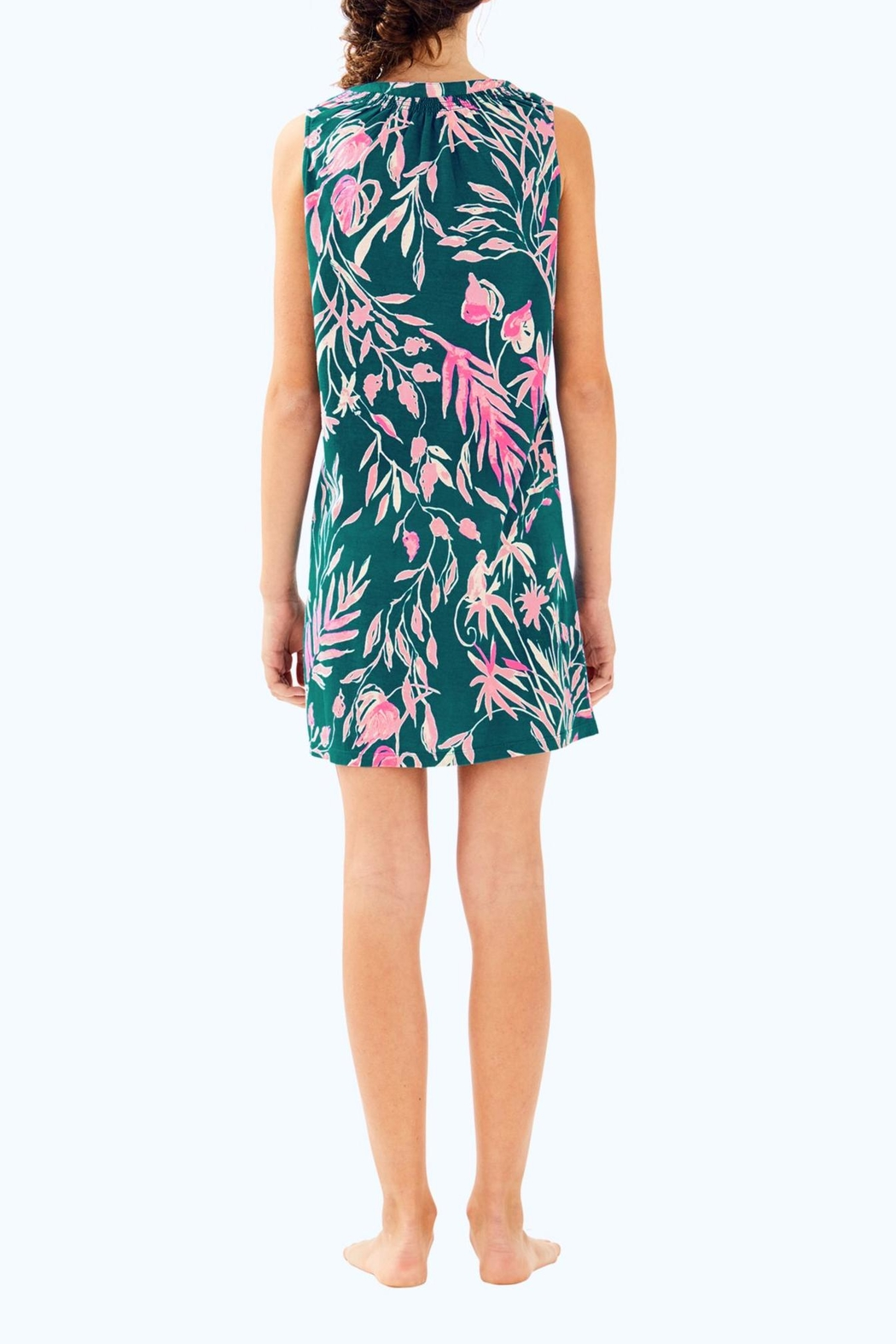 Lilly Pulitzer Mini Essie Dress - Front Full Image