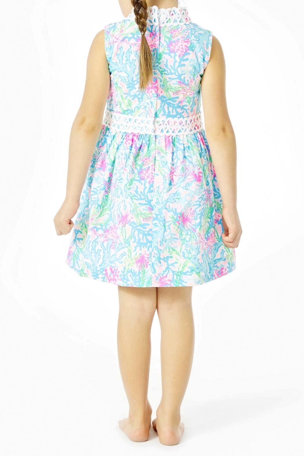 Lilly Pulitzer Mini Franci Dress - Side Cropped Image