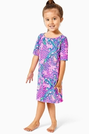 Lilly Pulitzer Mini Marlowe Dress - Front cropped