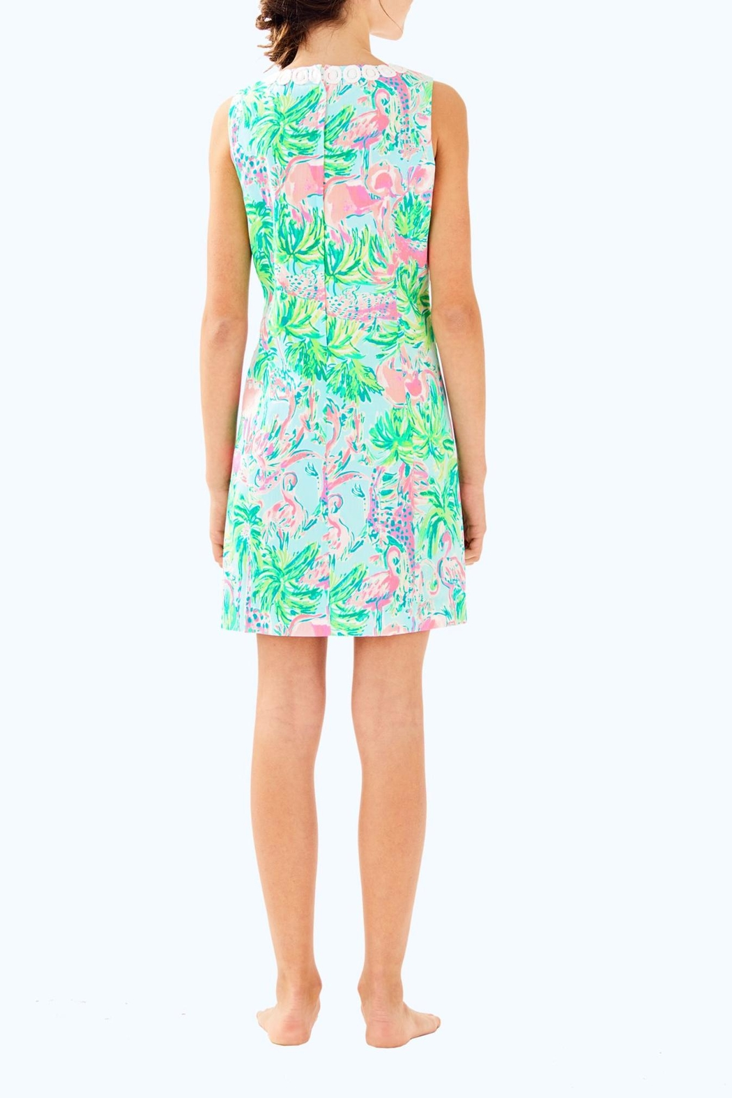 Lilly Pulitzer Mini Mila Dress - Front Full Image