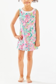 Lilly Pulitzer Mini Mila Shift - Back cropped