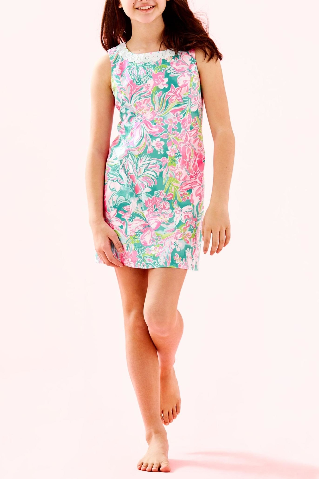 Lilly Pulitzer Mini Mila Shift - Side Cropped Image