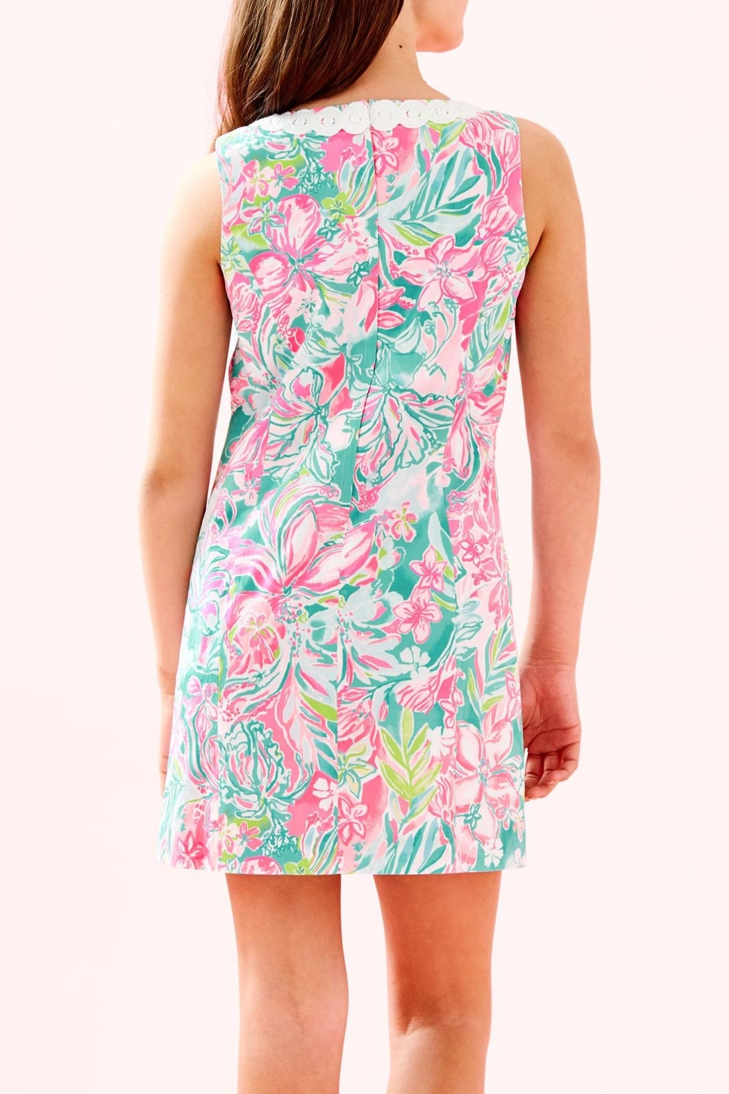 Lilly Pulitzer Mini Mila Shift - Front Full Image